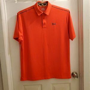 Under Armour golf polo shirt s/s heatgear